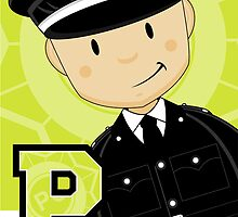 P is for Policeman by MurphyCreative