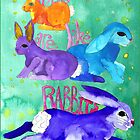 Ideas are like rabbits by EliTrier
