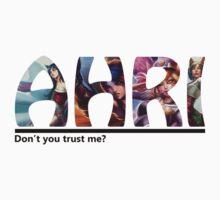 Choose Team Ahri by LucieDesigns