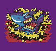 Shark Week by harebrained