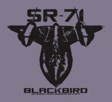 SR-71 Blackbird Kids Clothes