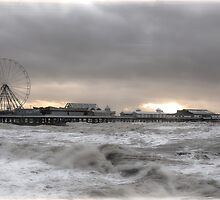 The Eye of the Storm 2 by DavidWHughes