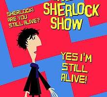 The Sherlock Show by nimbusnought