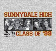 Buffy Sunnydale High Shirt  by famedazed
