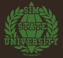 Sim State University by HeatherLouita