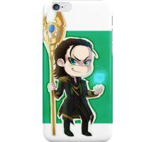 Chibi Loki iPhone Case/Skin