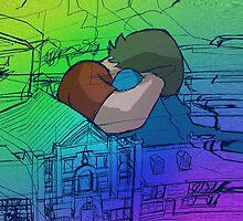 Isolation Day by Frank Louis Allen by Frank Allen
