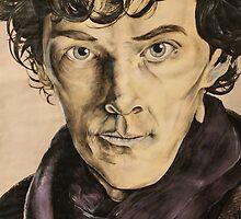 Sherlock by Ellen McAleavey
