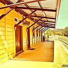 All Aboard by wallarooimages