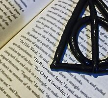 The Deathly Hallows by RandomlyFandom