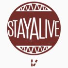 stay alive - red by oliviajane
