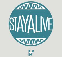 stay alive - blue by oliviajane