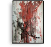 Headache Canvas Print
