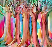 Dream Forest by micklyn