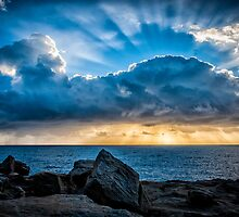 Fingers of God by Chris Brunton