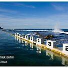 Merewether Baths - Beachcomber Series by reflector