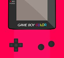 Gameboy cover - samsung version by Chrome Clothing
