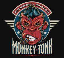 Monkey Tonk by NanoBarbero