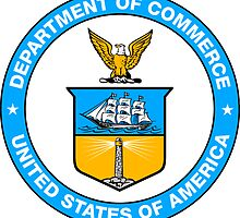 United States of America Department of Commerce logo by boogeyman