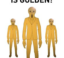 SILENTS IS GOLDEN by mjfouldes