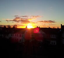 Suburb Sunset by Cobrass67
