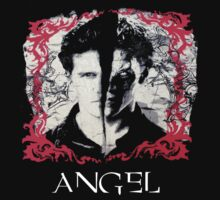 Buffy Angel/Angelus Shirt by famedazed