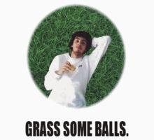 Grass some balls. by henriquec3