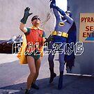 Bat Swag by JCWaitWat