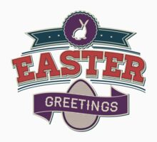 Easter Greetings by BrightDesign