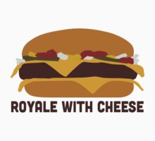 Royale With Cheese by GrantP93