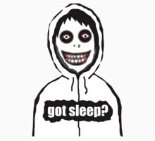 Jeff The Killer Got Sleep? by GrimDork