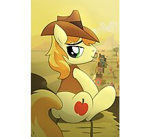 Gay for Braeburn Shirt (My Little Pony: Friendship is Magic) Photographic Print