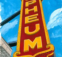 Orpheum by Anthony Billings