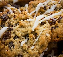Oatmeal Raisin by Tara Brandau