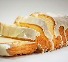 Lemon Pound Cake! by Tara Brandau