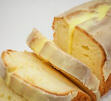 Lemon Pound Cake!! by Tara Brandau