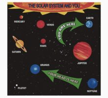 The Solar System And You by chrisagee