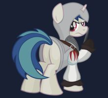 Vinyl Scratch the Assassin Pon3 (My Little Pony: Friendship is Magic) by broniesunite