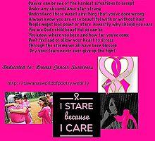 Breast Cancer Survivors by MizLyrics