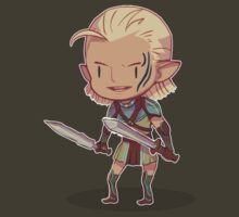 tiny antivian assassin  by elfdad