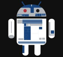Android R2D2 by Kirdinn