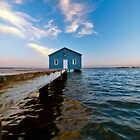 Boatshed by Jarmat