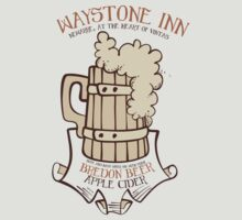 Waystone Inn by chachipe