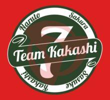 Team Kakashi Kids Clothes