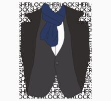Sherlock Costume Shirt by AnArielView