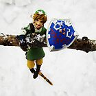 legend of zelda link snow figma by hellohappy