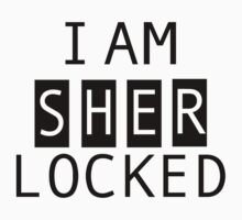 Sherlocked Sticker by Quad-J
