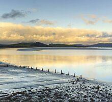 The Leven Estuary by VoluntaryRanger