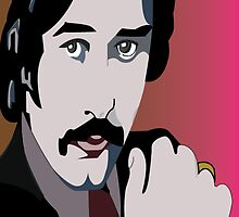 Anchorman 2 - Brian by Slice-of-Pizzo