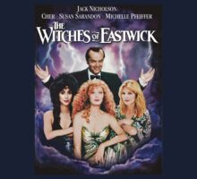 Witches of Eastwick by famedazed